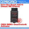 VAG de Doos van de Aandrijving, Activator Deactivator van Bosch EDC15/Me7 OBD2 IMMO