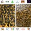 PVDF Color de la bobina de aluminio recubierto de PE