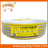 Qualité et boyau flexible de tresse de résine de PVC