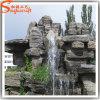 Fonte de água de resina de pedra artificial Garden Stone
