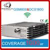 Cellulaire Repeater van de Band GSM/Dcs van WiFi de Dubbele