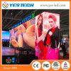 Unique en forme de L'écran à affichage LED pour Fashion Show/Conférence de libération du produit