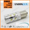 1157 backuplicht DES P21W 50W CREE Chip-6000k 750lm