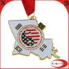 2017 de Medaille van de Staat van de V.S. van het metaal