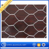 PVC育成、化学薬品、庭のための上塗を施してある六角形の金網