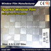 Pellicola decorativa 1.22m*50m della finestra della scintilla
