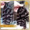 Скручиваемость Funmi человеческих волос Remy девственницы бразильянина 100%