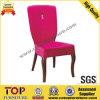 Hotel Luxury confortáveis cadeiras de jantar de espuma de alta densidade