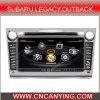Reprodutor de DVD especial de Car para Subaru Legacy, interior com GPS, Bluetooth. com o Internet de Dual Core 1080P V-20 Disc WiFi 3G do chipset A8 (CY-C061)