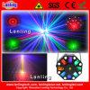 luce laser del laser 12 Patterns Mini Rg di 3-in-1 LED Strobe