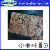 Sociedade Card com Offseting Printing