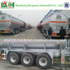50000L Aluminum Alloy 3 Axles Light Gasoline und Diesel Oil Tank Trailer