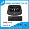 GPS 7 Inch RDSのiPod Radio Bluetooth 3G WiFi 20 Disc Copying S100 Platform (TID-C085)を持つPeugeot 206のための車DVD