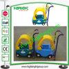 Einkaufen-Park scherzt Spielzeug-Handkarre für Spaß