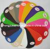 Cuir optionnel en couleurs de synthétique de siège de voiture