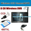 8CH 2.4G Handels Wireless Transmitter Receiver