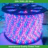 5050 водоустойчивых 220V RGB СИД Strip Light