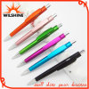 Шариковой ручки изготовленный на заказ логоса выдвиженческий пластичный для наградного подарка (BP1203C)