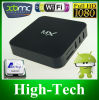 Sale caliente en Europa Google Android 4.2.2 TV Box Dual Core 1.5GHz, IPTV Mx2 Xbmc TV Box