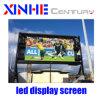 Farbenreicher im Freien Mietbildschirm LED-P6 mit wasserdichtem IP65 für LED, die Panel bekanntmacht