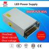 AC/DC Schaltungs-Schalter-Modus-Stromversorgung 12V 40A für LED-Bildschirmanzeige 480W SMPS