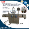 Máquina de rellenar líquida del pistón automático Yt2t-2g1000 para las bebidas