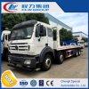 North Benz Serviço Pesado 8X4 30toneladas placa plana de caminhão de reboque de reboque
