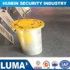 Poteau d'amarrage hydraulique en hausse automatique de poteau d'amarrage de lumière d'acier inoxydable de prix de gros