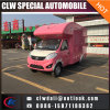 Nuevos mini alimentos de preparación rápida móviles del diseño 4X2 que venden el carro para la venta