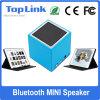 Cube de professionnels de haut-parleur sans fil Bluetooth pour téléphone mobile