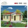 Prefabricated 아름다운 환경 싼 강철 구조물 휴대용 오두막 조립식 가옥 홈