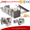 Chaîne de production de fabrication cassante chaude de barre de céréale de machine d'arachide de vente