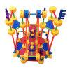 Nuovo 2017 giocattoli variopinti di formazione delle particelle elementari di EVA