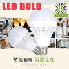 Bombilla caliente África de las ventas 3W 5W 7W 9W 12W E27 B22 LED
