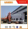 Doosan amphibischer Exkavator mit hydraulischem Fahrgestell-Ponton