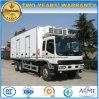 Camion Vaccine Van refrigerato vendita calda di trasporto del latte di 4*2 Isuzu