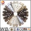 La circulaire scie la machine de meulage de lame, machines-outils de diamant