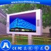 Pared al aire libre de fabricación del vídeo de la visualización P6 SMD3535 LED
