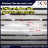 Sparkle decorativos de lámina de cristal Cine Film Office película la ventana