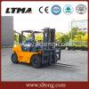 中国5トンのディーゼル油圧フォークリフト