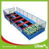 Federelement-Kleinkind-Trampoline mit Gehäuse für Verkauf