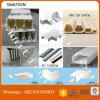 Belüftung-transparenter Kanal Kurbelgehäuse-BelüftungTrunking 100X100