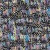 Tessuto di seta su ordinazione di abitudine 100% di stampa di Digitahi (XF-0097)