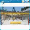 Упорка форма-опалубкы сляба H20 регулируемая стальная