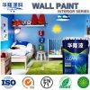 Не имеют запаха Hualong снизить формальдегида внутренних дел латексные краски на стене