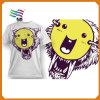 高品質のカスタム昇進の不足分の袖によって印刷されるTシャツJam20