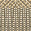 Tessuto stabilito stampato di seta dell'assestamento del tessuto (SZ-0087)