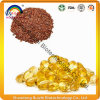Certificado GMP cápsulas de extracto de aceite de linaza orgánica