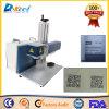 macchina portatile del metallo della marcatura del laser della fibra di CNC 10W