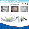 PE/PP met en sac les usines de lavage de machine à laver concasseuse automatique/film encrassé de LDPE